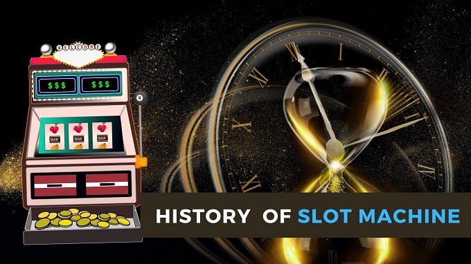 Who invented the slot machine