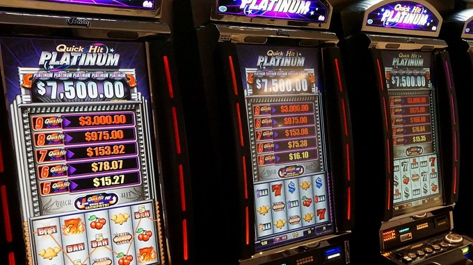 What is the advantage when you play free multiline slots?