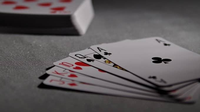 Casino Blackjack Etiquette: Don't hold your cards with two hands .