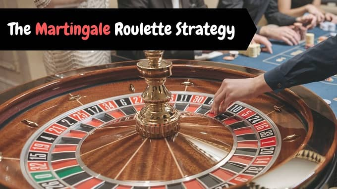 How does Martingale Roulette strategy works?
