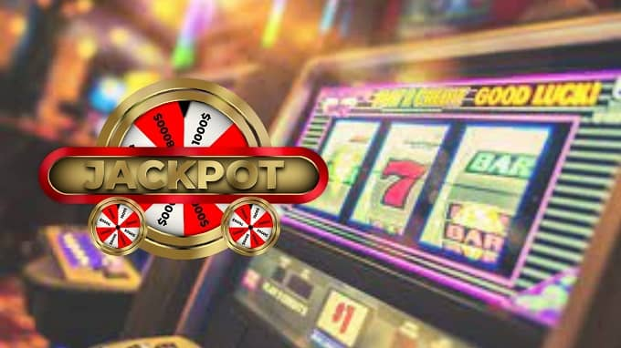 Are you lucky when you accidentally hit biggest slot machine?