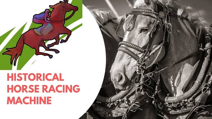 What is a Historical Horse Racing Machine?