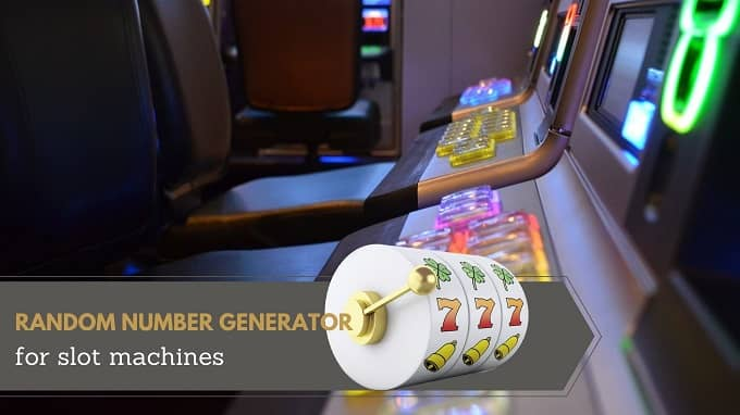 How does RNG works in slot machines?