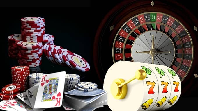 What are the different types of online casino bonuses?