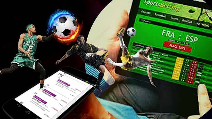 What are sports betting?