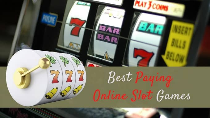 best paying online slot games