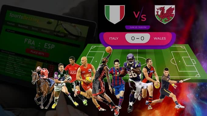 What are online sports betting?