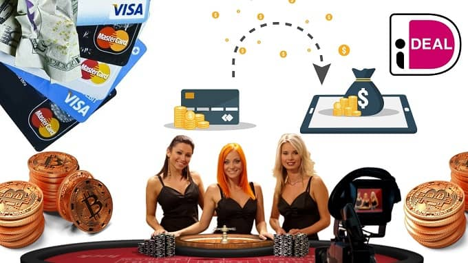 What are the fast withdrawal casino payment options?