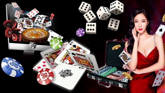 What are the different online casino games?