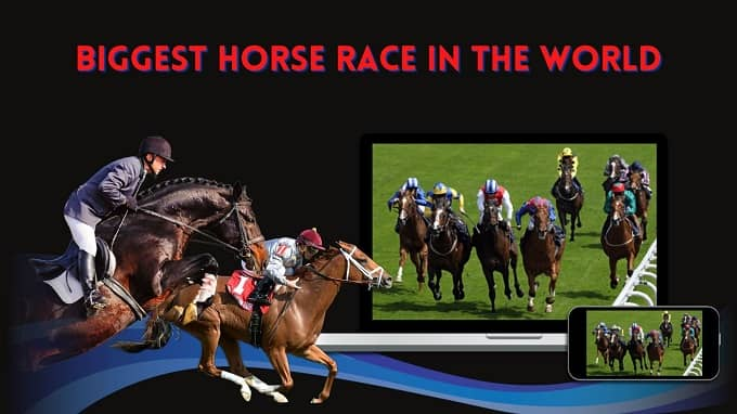 What are the biggest horse races around the world?