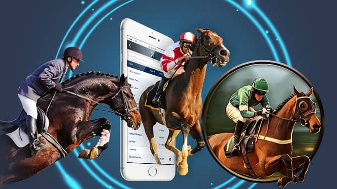 What are the big horse races in the world?