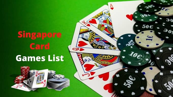 What is casino card game?
