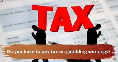 do you have to pay tax on gambling winnings