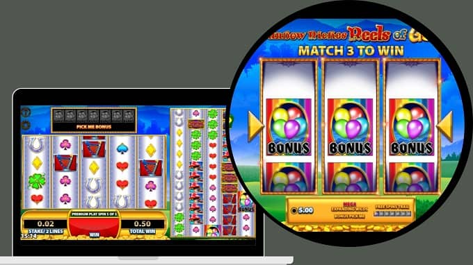 Is it possible to play Colossal Reel Slots on a mobile device?