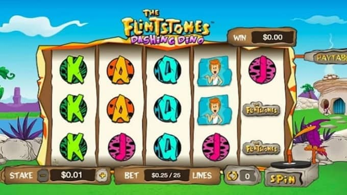 Do you want to try the best Fred Flintstones slot machine?